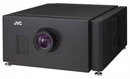 Proiettore JVC 4K2K D-ILA: cinque volte oltre l'HD!