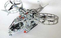 Elicottero di Avatar fatto di LEGO