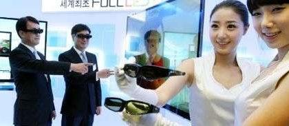 LG Full LED 3D TV