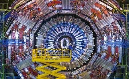 CERN: il record dell'LHC su Twitter
