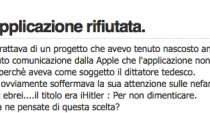 iHitler rifiutata: Apple sbatte la porta in faccia a Marino