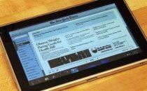 Microsoft HP Tablet, uscita e prezzo europeo