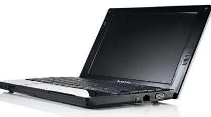 Netbook Averatec N1200, leggerissimo
