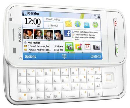 Nokia C6: un N97 Lite?