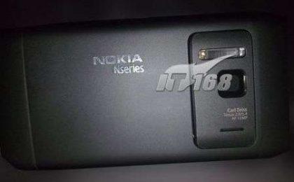 Nokia N98 12 megapixel riappare