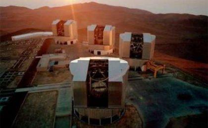 Terremoto Cile: perché i telescopi hanno retto