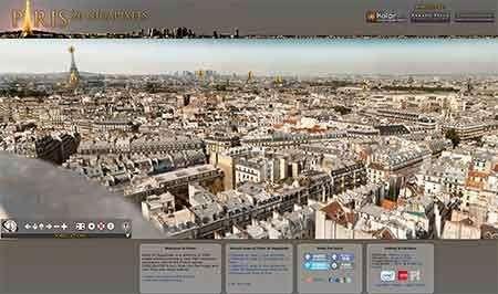 Parigi a 26 gigapixel