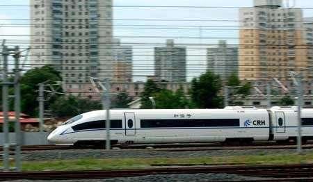 Da Pechino a Londra in treno in due giorni!
