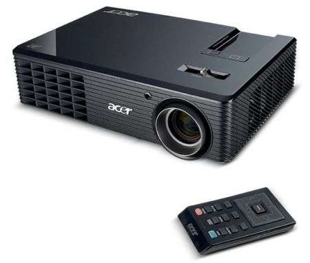Proiettori 3D Acer H5360 e X1261