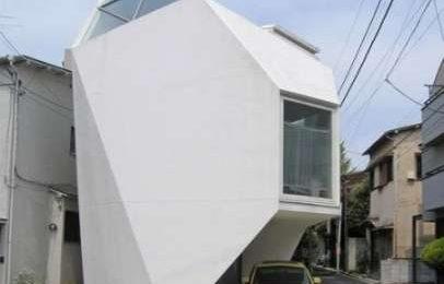 Reflection of Mineral: la casa dente hitech di Tokyo