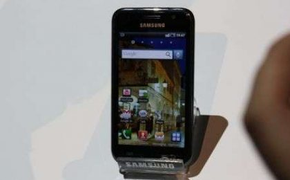 Samsung Galaxy S: scheda tecnica ufficiale