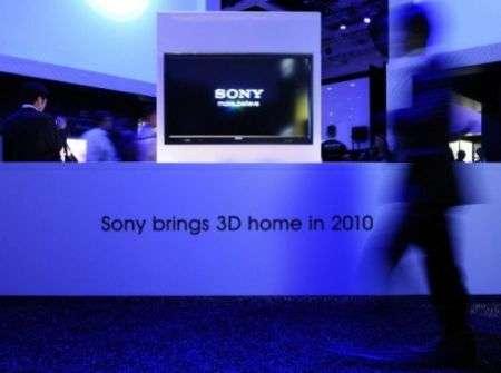 Sony Bravia: 3DTV per l'estate 2010