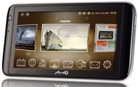 Tablet Mio Moov V780