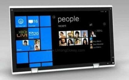 Tablet con Windows Phone 7 e chiamate 3D!