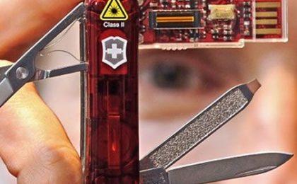Victorinox coltellino USB: $149.000 a chi lo viola