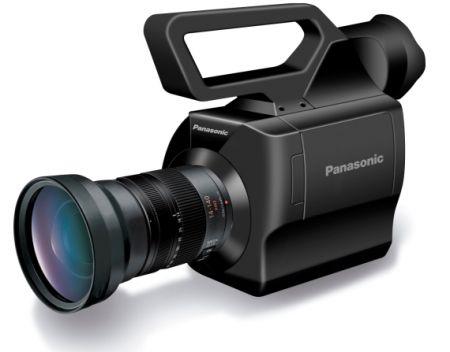 Videocamera micro quattro terzi di Panasonic