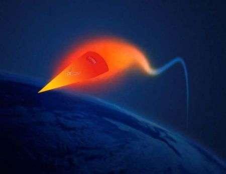 Air Force Falcon: sparisce l'aereo ipersonico
