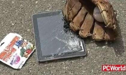 Apple iPad stress test: maltrattato e seviziato