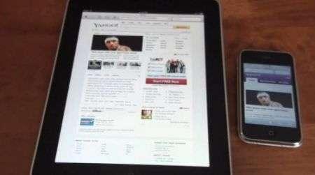 Apple iPhone 3GS vs iPad: chi è il più veloce?