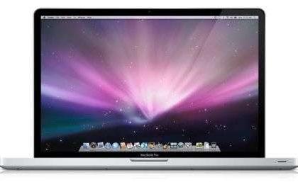 Nuovi Apple MacBook Pro con Intel Core i7 e i5
