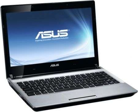 ASUS U30jc con Optimus e Intel Core i3
