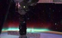 Twitter: foto dellaurora a 28.000km/h dallo spazio