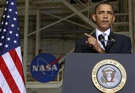 Obama promette Marte entro 30 anni