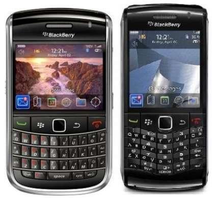 Blackberry Bold 9650 e Pearl 3G appaiono sul web