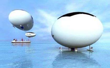 Dirigibile cargo solare per il futuro