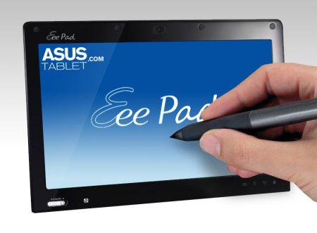 Asus Eee Pad Tablet pronto a uscire