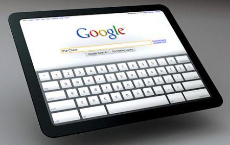 Google e Rim preparano tablet anti iPad