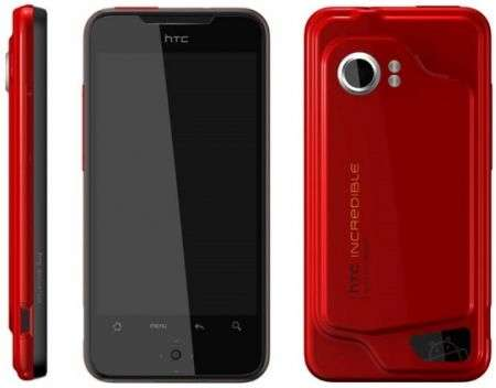 HTC Incredible: una bomba di smartphone