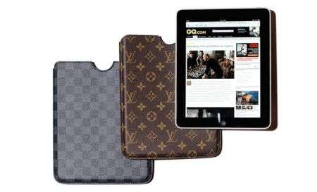 iPad: la custodia Louis Vuitton costa quasi quanto il tablet!