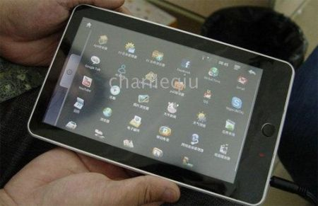 iPad clone: ecco aPad, con android!