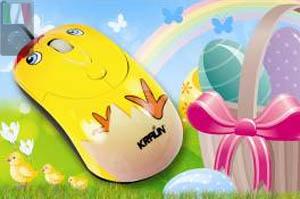 Pasqua: il Mouse pulcino