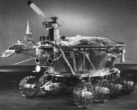 Lunokhod 1: il rover russo lunare riscoperto