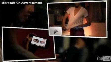 Microsoft Kin: censurata scena nello spot