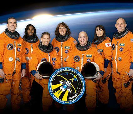 Spazio: per la prima volta 4 donne in orbita