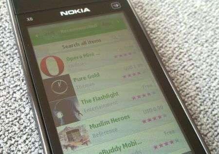 Nokia Ovi Store: 1.6 milioni di download al dì