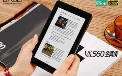 Onda VX560 ottimo tablet ereader