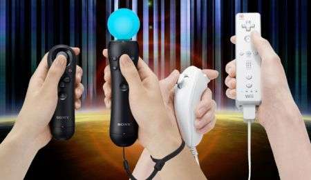 Playstation Move vs Nintendo Wii