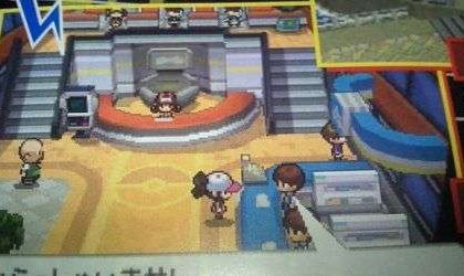 Pokemon Black / White in 3D, le prime immagini