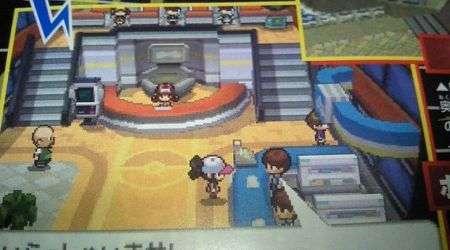 Pokemon Black / White in 3D, le prime immagini