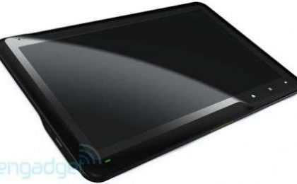 Tablet ICD Gemini con Android e Nvidia Tegra 2