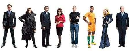 Time 100 più potenti 2010: presenti Jobs e Westergren