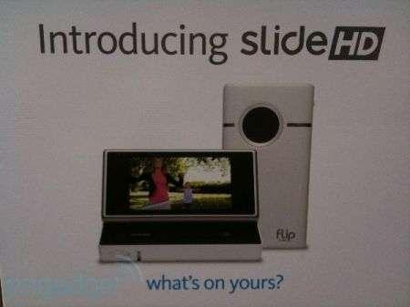 Videocamera Flip Side HD: più prestazioni