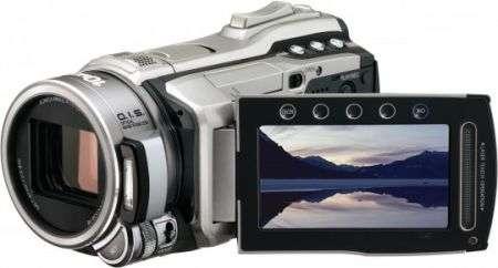 Videocamera JVC Everio GZ-HM1