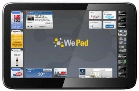 WePad in preordine anche su Amazon