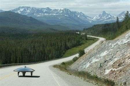 L'auto solare alla conquista dell'Artico