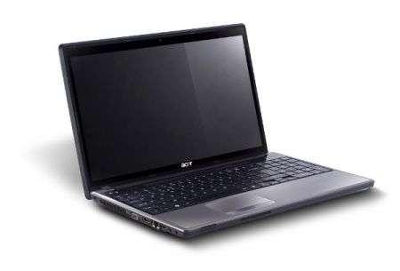 Il nuovo portatile tattile Acer Aspire
